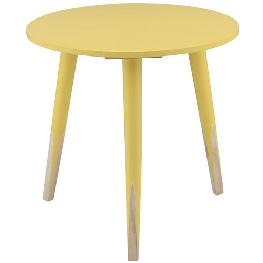 Table d'appoint 13500JA - PENCIL Jaune - Lot de 1