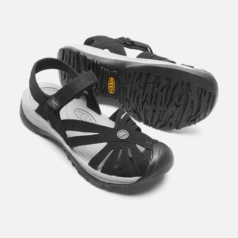 Black Rose Hybrid Water Sandal