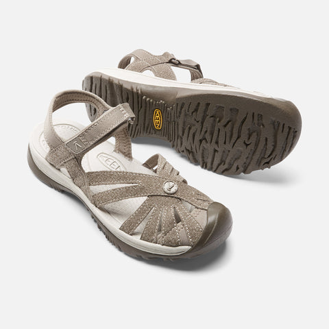 Brindle Rose Hybrid Water Sandal