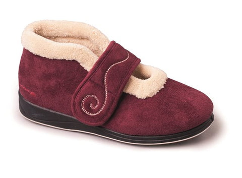 Hush Mary Jane Slipper Bootie