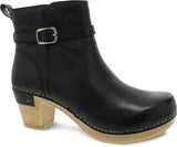 Anya Ankle Heeled Boot
