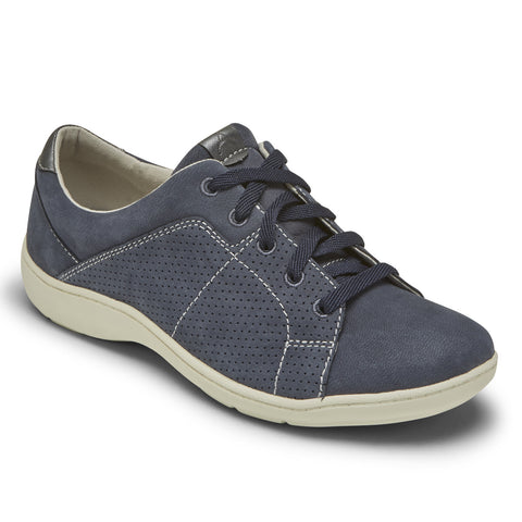 Lia Blue Washable Sneaker