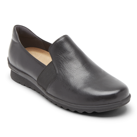 Josie Leather Slip On