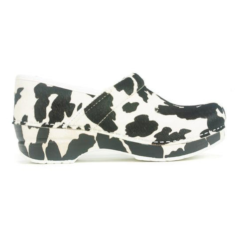 Professional Cow Print on Calf Hair