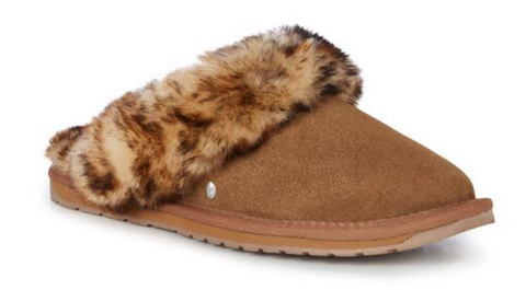 Jolie Animal Mule Slipper