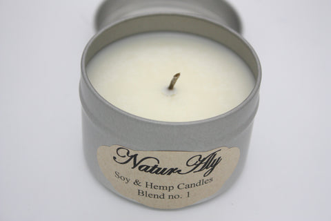 NaturAly Soy & Hemp Candles  Blend no. 1