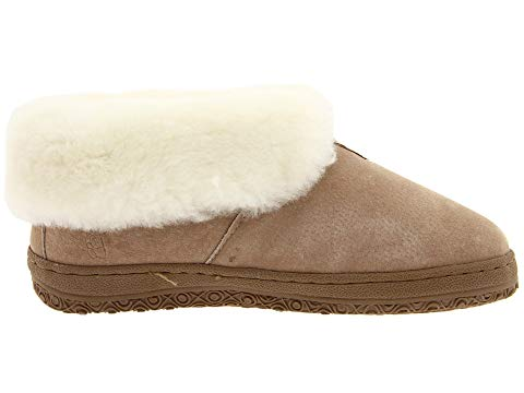 Women's Fold-Over Bootee
