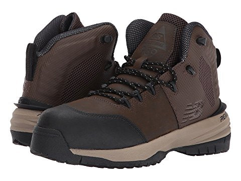 Men's Industry 989 Composite Toe Work Boot Brown V1