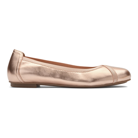 Best Seller Caroll Ballet Flat Metallic Colors