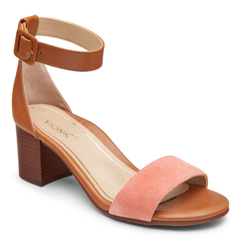 Rosie Heeled Sandal CLOSEOUTS