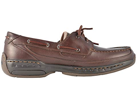 Shoreline Leather Boat Shoe