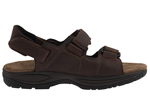 St Johnsbury Walking Sandal Brown