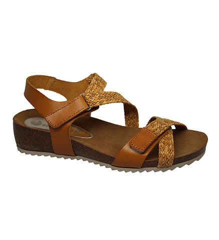 Talia Adjustable Cork Sandal