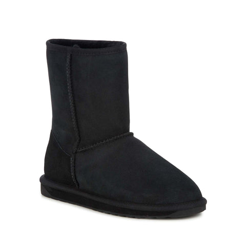 Stinger Lo Boot Black