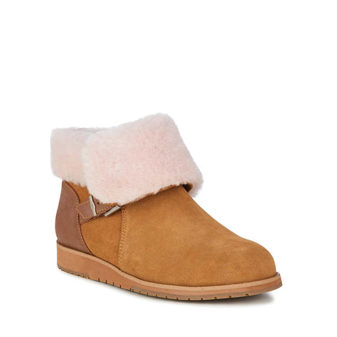 Oxley Fur Cuff Boot