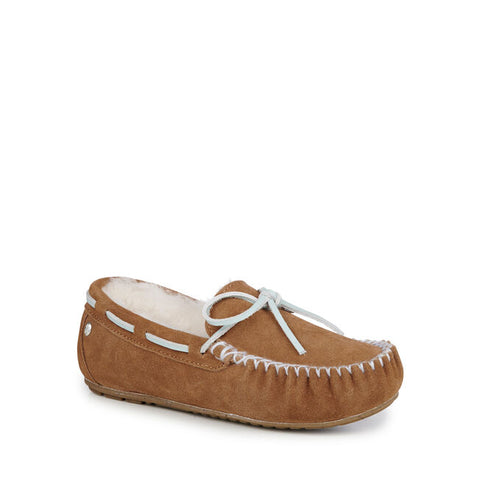 Amity Color Pop Moccasin Slipper