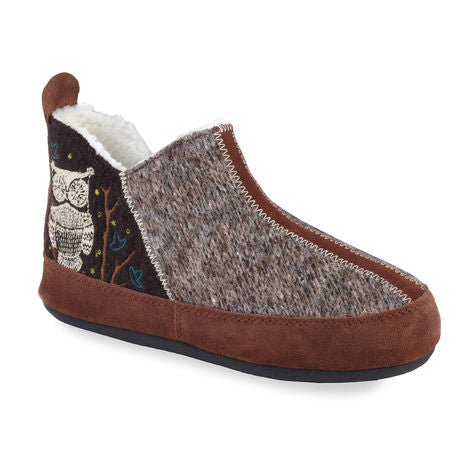 Women's Boiled Wool Forest Bootie