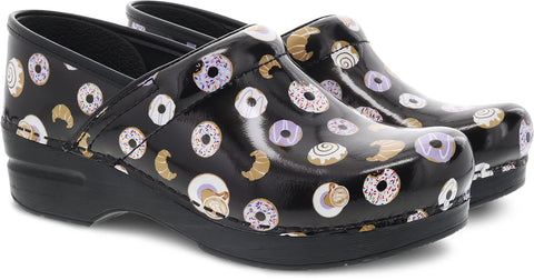 Professional Sweet Treat Patent Leather Clog