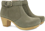 Autumn Heeled Ankle Boot