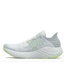 Women's 1080 White with Bleached Lime Glow V11
