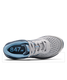 Women's 847 Light Aluminum with Indigo and Team Carolina V4