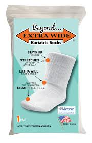 Extra Wide Sock Co. Bariatric Socks