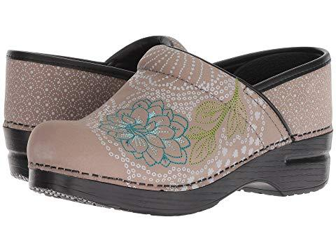 Embroidered Professional Clog - Closeout