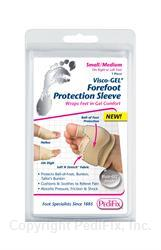 Visco Gel Forefoot Protection Sleeve