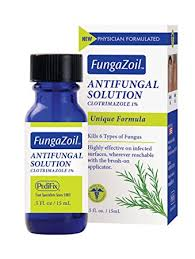Fungazoil Antifungal Solution