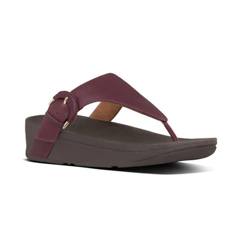 Lottie Buckle Toe Post Sandal
