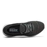 Men's Fresh Foam ROAV Knit Black with Summer Fog
