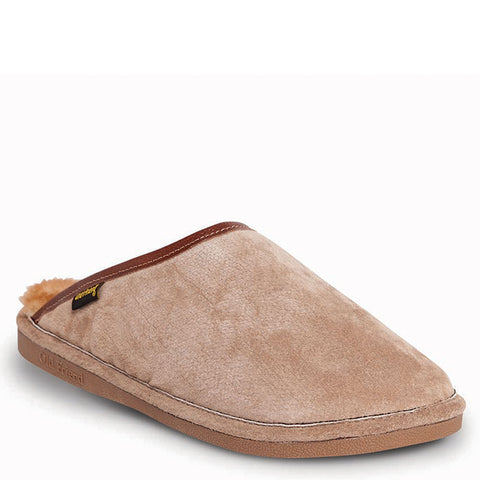 Men's Manly Scuff Slipper