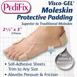 Visco-Gel Moleskin Protective Padding