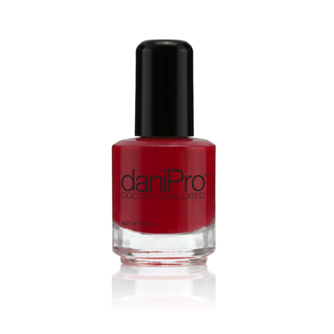 """Always Be True"" Deep Red Polish"