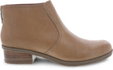 Becki Back Zip Bootie