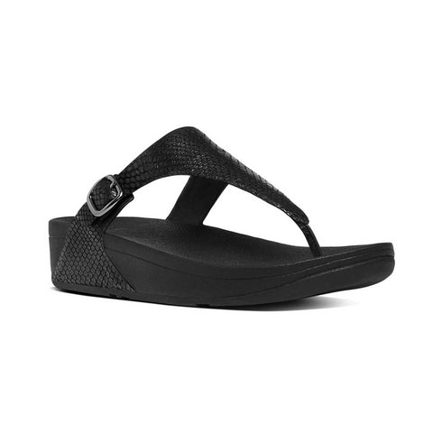 The Skinny Toe Post Sandal