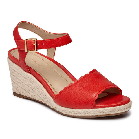 Stephany Espadrille Wedge CLOSEOUTS