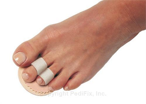Double Toe Straightener
