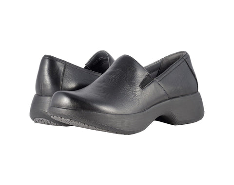 Winona Leather Slip-Resistant Loafer