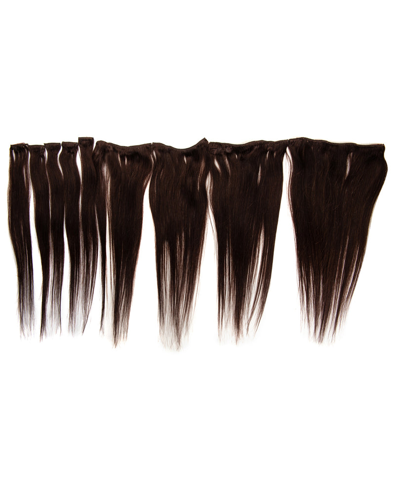 Dark Brown (#2) 9 Piece