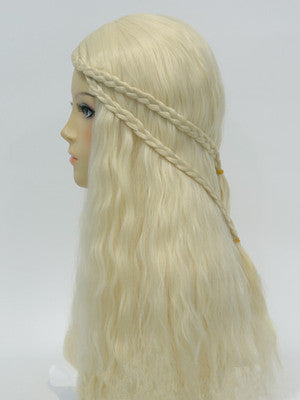 Daenerys Targaryen of Game of Thrones Inspired Costume Wig