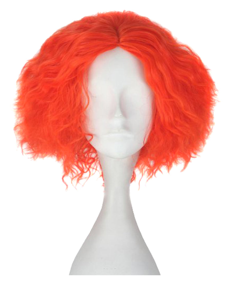 Mad Hatter of Alice Through The Looking Glass Costume Wig