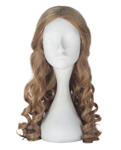 oAlice of Alice Through The Looking Glass Costume Wig