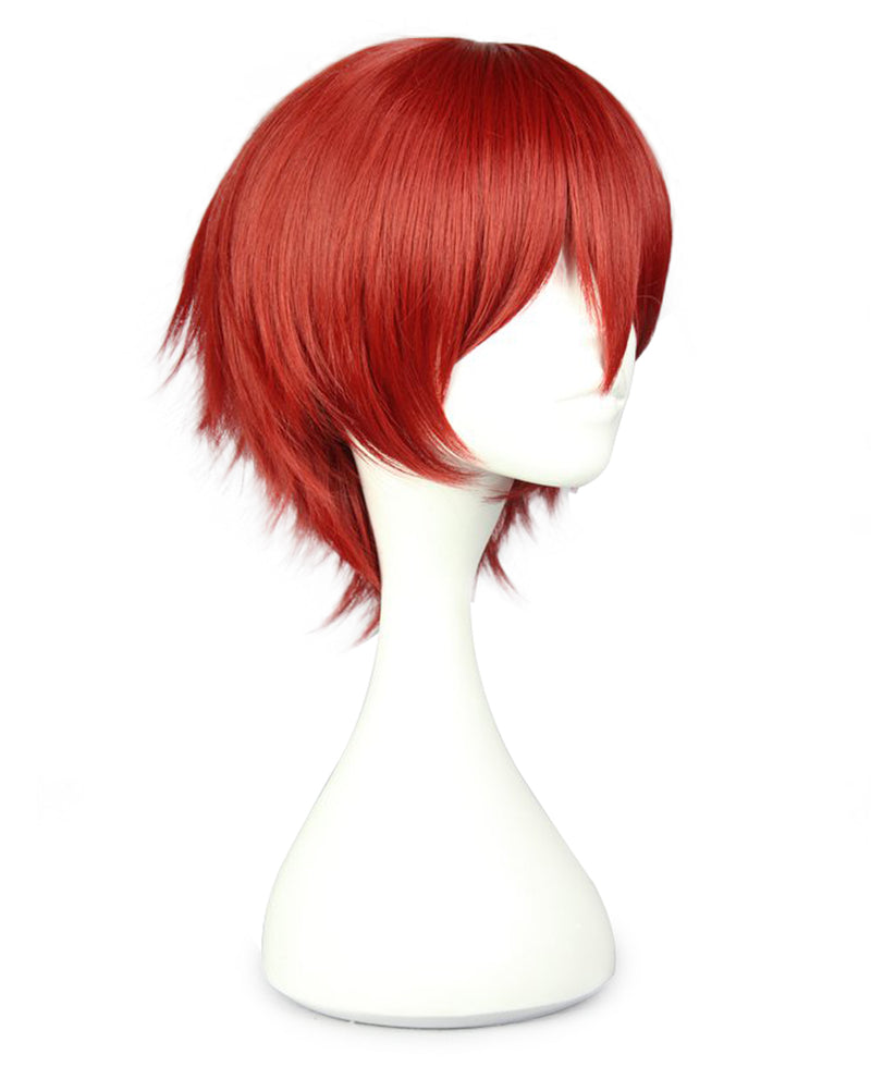 Akabane Karma- Assassination Classroom Costume Wig