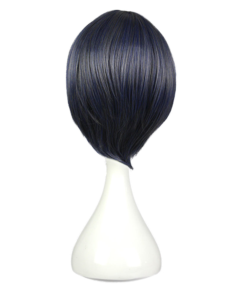 Ciel Phantomhive of Black Butler Costume Short Wig