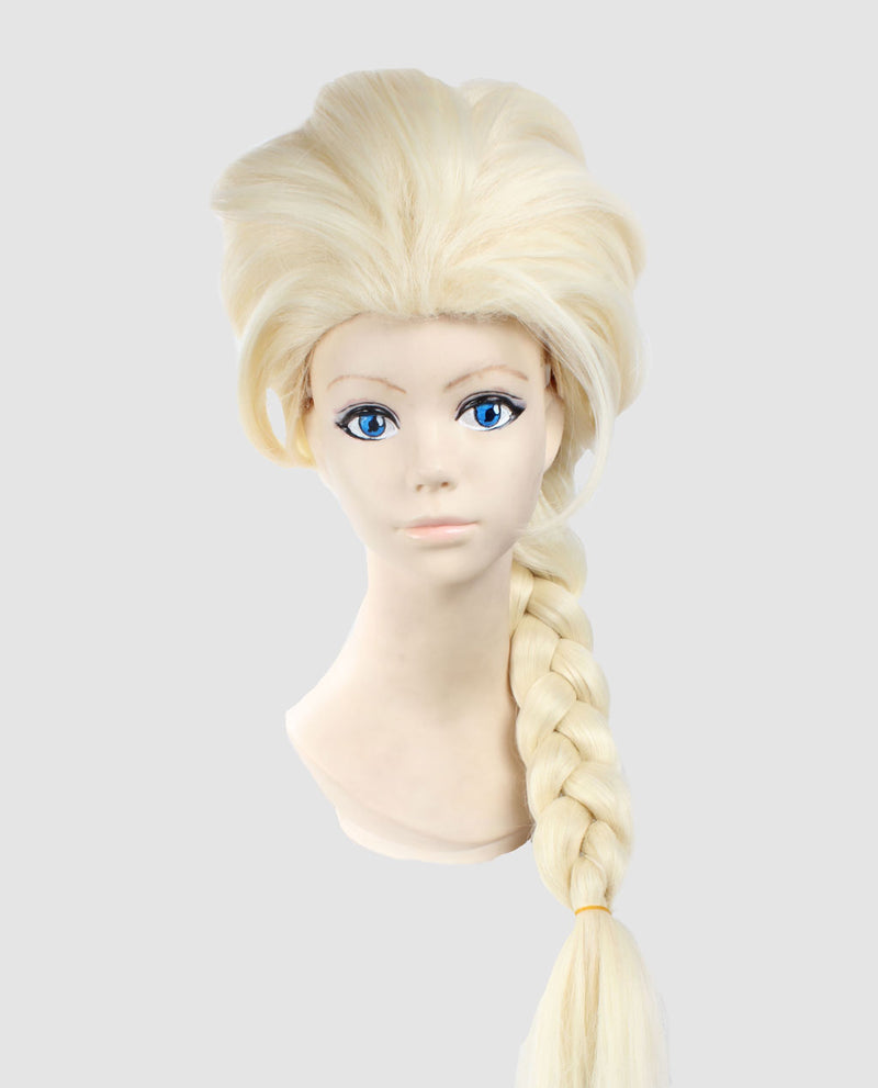 Snow Queen Elsa of Frozen Costume Wig