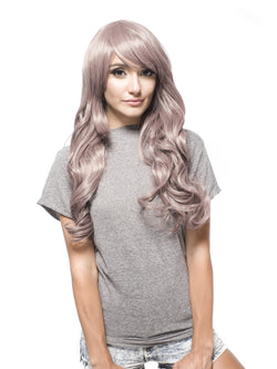 Long Curly Heat Resistant Synthetic Wigs