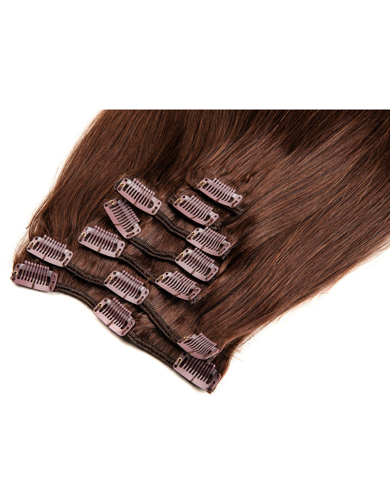 Medium Brown (#4) 7 Piece