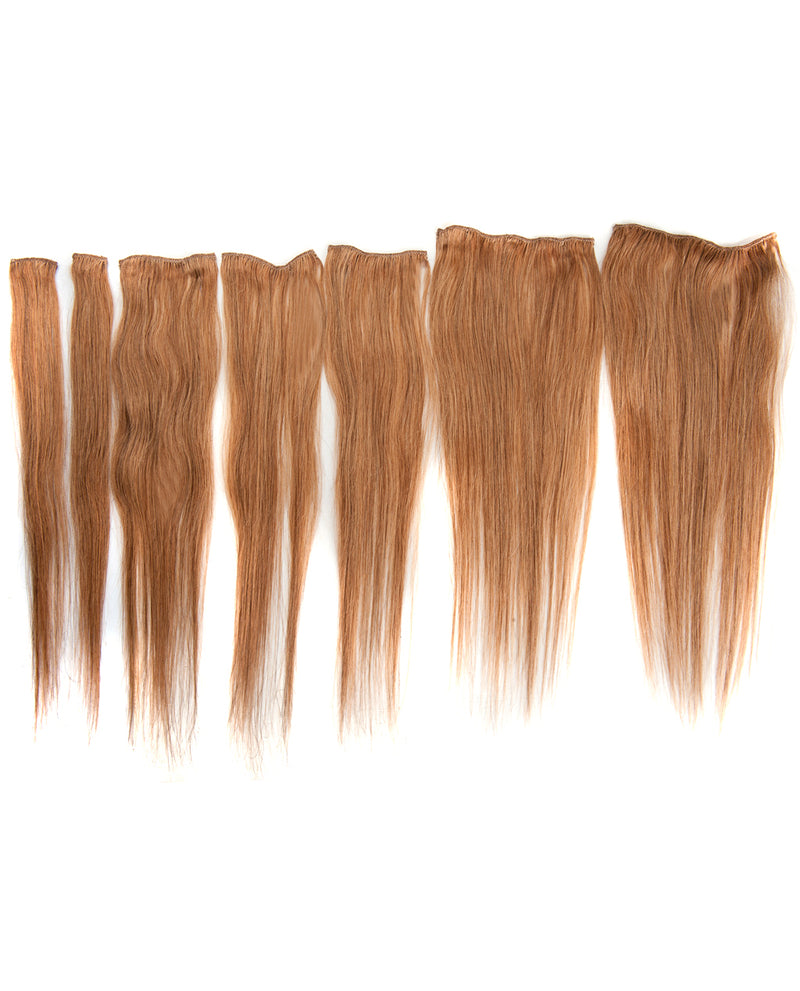 Light Golden Brown(#12) 7 Piece