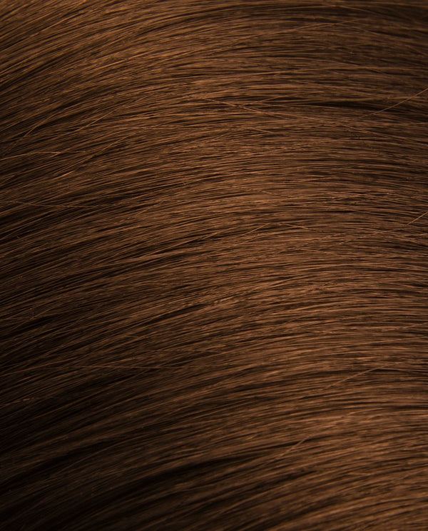 Medium Chestnut Brown (#6) 7 Piece